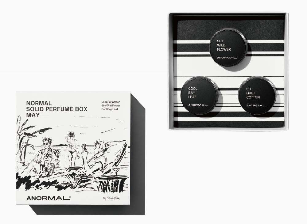 anormal-固體香水-評價